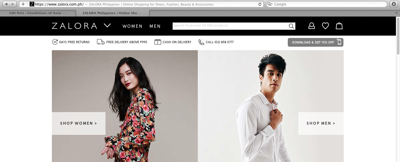 Online shopping zalora the brand ambassador program having a fair experience in shopping through several e commerce sites i have to say that one of the best online fashion platforms is zalora stopboris Images